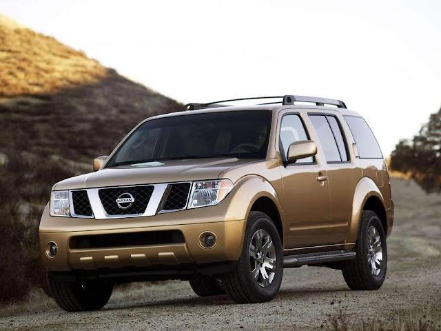 2011 New  Nissan Pathfinder Prices