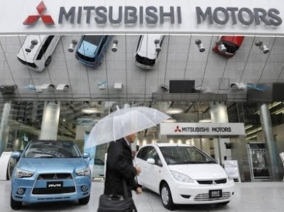 2011 Mitsubishi Motors Corp.Net losses amounted to 26.44 billion yen in Japan.