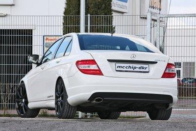2011 New Mercedes-Benz c200 CDI concept By studio Mcchip-DKR