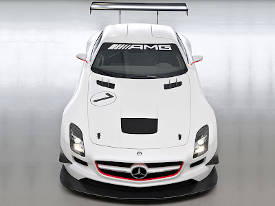 New Concept Mercedes SLS AMG Roadster 2011