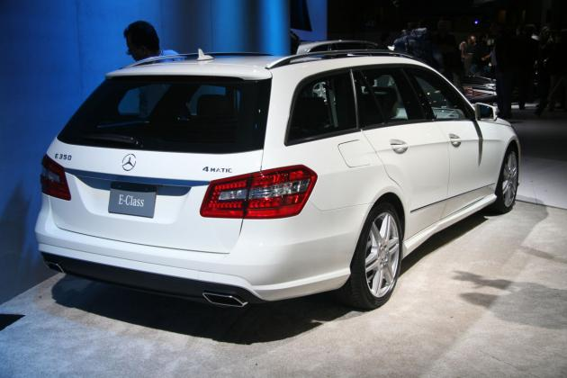 New Generation E-Class from Mercedes-Benz Design Concept