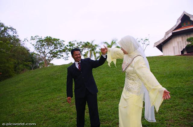 gambar pengantin melayu
