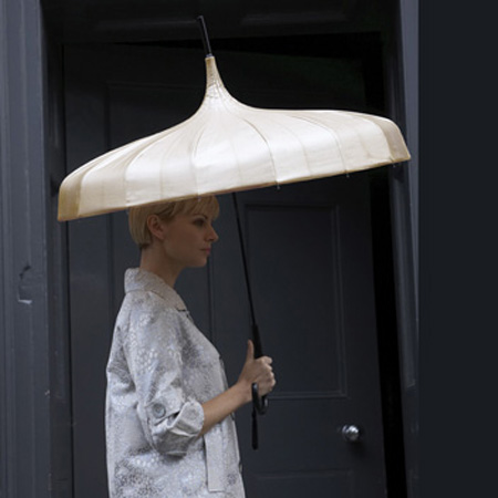 pagoda shape umbrella