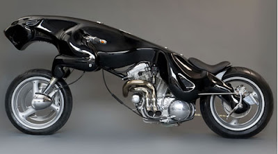 weird and strange motorcycle
