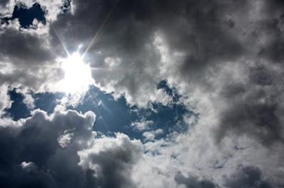 il cielo sopra di me