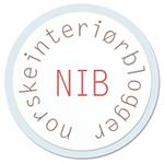 Vi är med i Norske interörbloggar