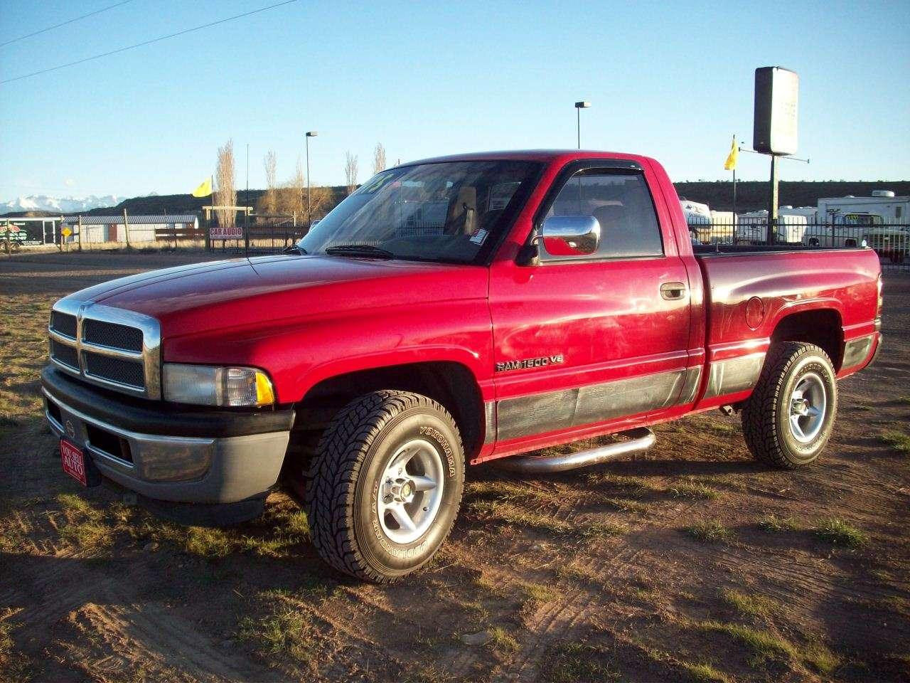 1996 dodge ram 1500 v8 magnum sold you sell auto. Black Bedroom Furniture Sets. Home Design Ideas