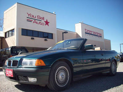 1994 Bmw 3 Series. 1994 BMW 325i Convertible -