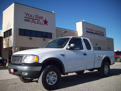 2002 Ford F150 Extended Cab Dual Fuel 4x4 Pickup SOLD! | You Sell Auto