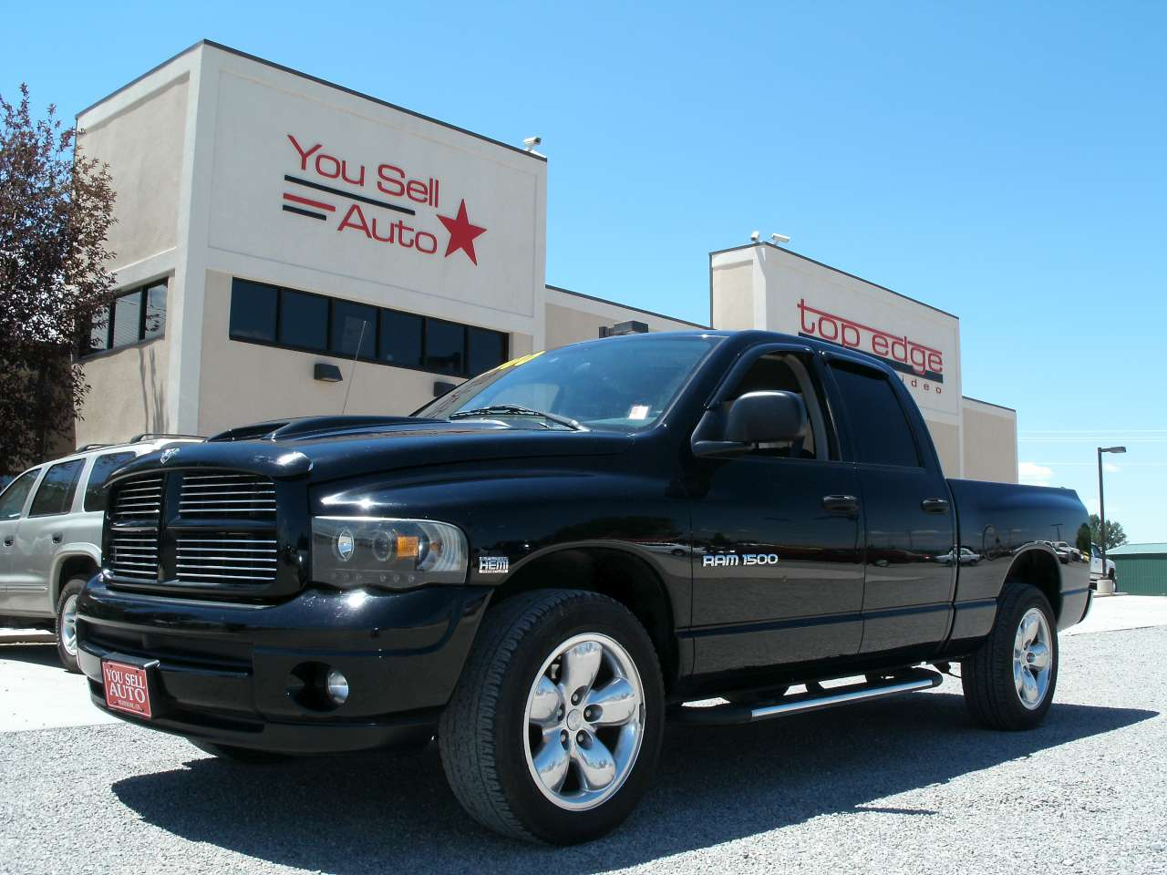 2003 Dodge Ram 1500 Slt Limited Edition 11999 You Sell Auto 1998 Fuel Filter Location