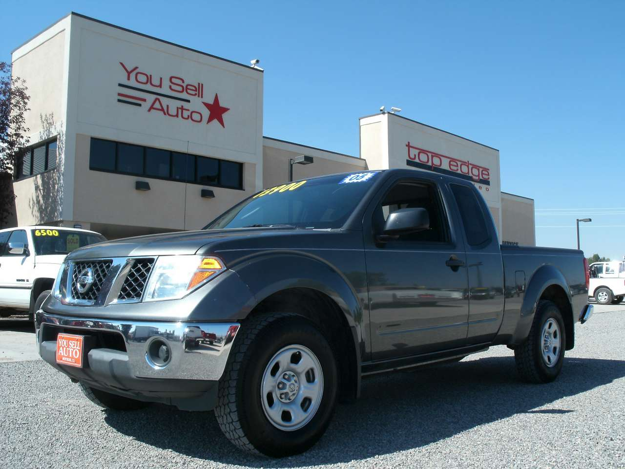 2005 nissan frontier se 4x4 13 900 you sell auto. Black Bedroom Furniture Sets. Home Design Ideas