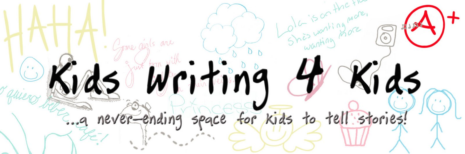 Kids Writing for Kids