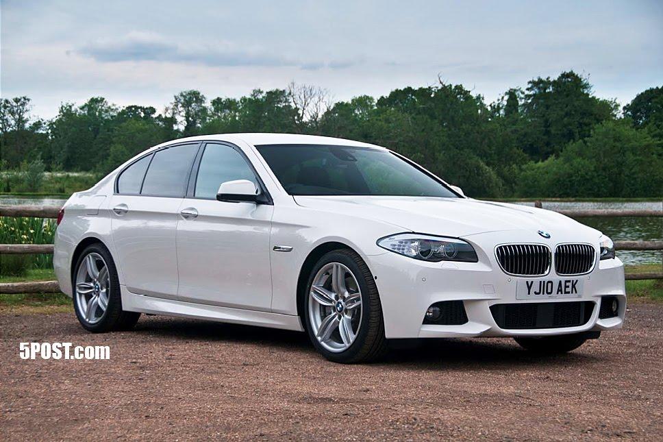 Bmw 550i Sport. 2011 BMW 5-Series M Sport