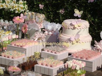 festa tema jardim das fadas : Em homenagem a chegada da primavera, este foi o ...