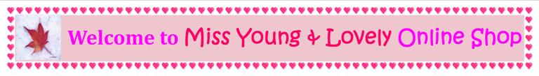 Miss Young & Lovely Online Shop