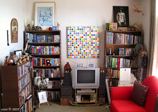 my living room 2010... although that really sounds like there should be robots and stuff...