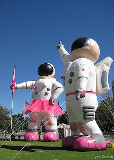 fringe astronauts