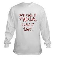stalking shirt