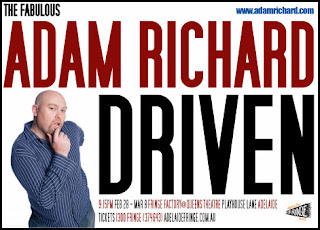 the fabulous adam richards - driven