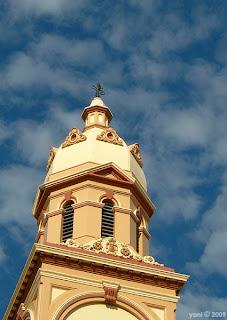 glenelg church tower