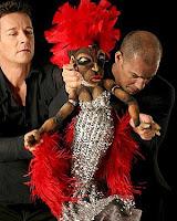 adelaide cabaret festival - cabaret décadanse... enock turcotte, lorraine la diva and serge deslauriers