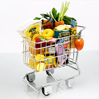 have you noticed that i'm obsessed with teeny tiny shopping trolleys... well, i am!