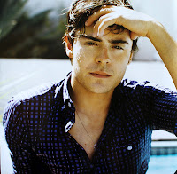 the zac efron 2010 calendar