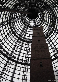 shot tower, melbourne
