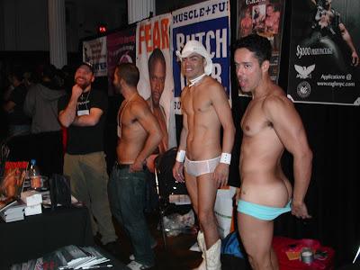 Hot!!! erotic expo new york the best vids