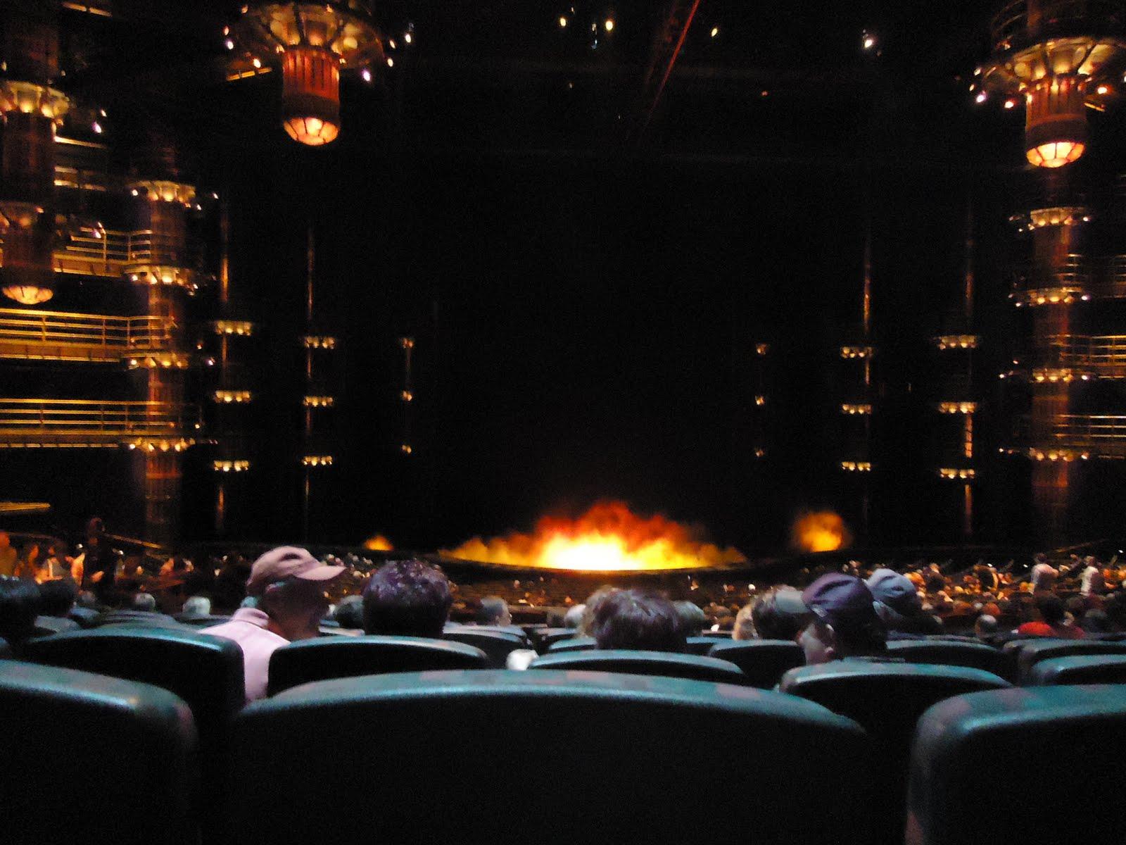 Matthew S Washington Trip Ka Theatre And Las Vegas
