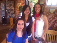 Denisse, Kathi, and Kim