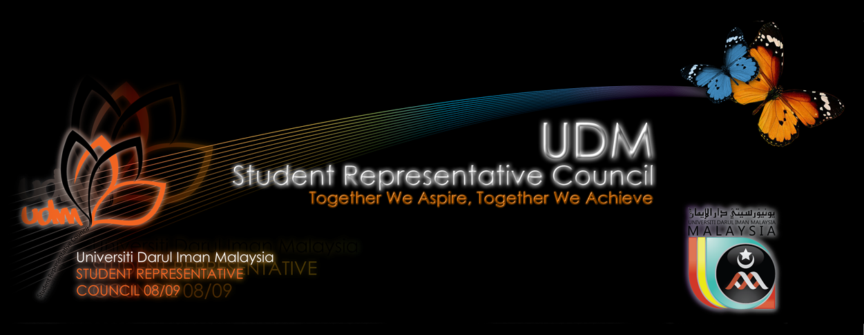 UDM STUDENT REPRESENTATIVE COUNCIL 09/10