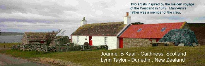 Mary-Ann's Cottage Caithness Scotland