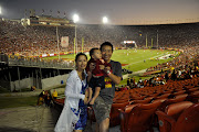 Our first USC football .