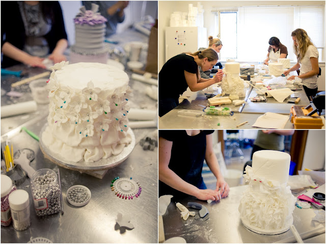 The Caketress Couture Class at Bonnie Gordon School