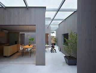 Mateo casa minimalista arquitectura japonesa for Proyectos minimalistas