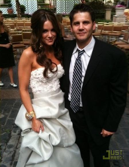 Justin jansen wedding