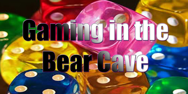 Gaming in the Bear Cave