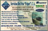 SERVICIOS DEL FRIO FRIPER, C.A. en Paginas Amarillas tu guia Comercial
