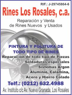 RINES LOS ROSALES en Paginas Amarillas tu guia Comercial