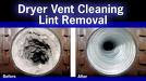 Clean Dryer Vents to Prevent Break-down