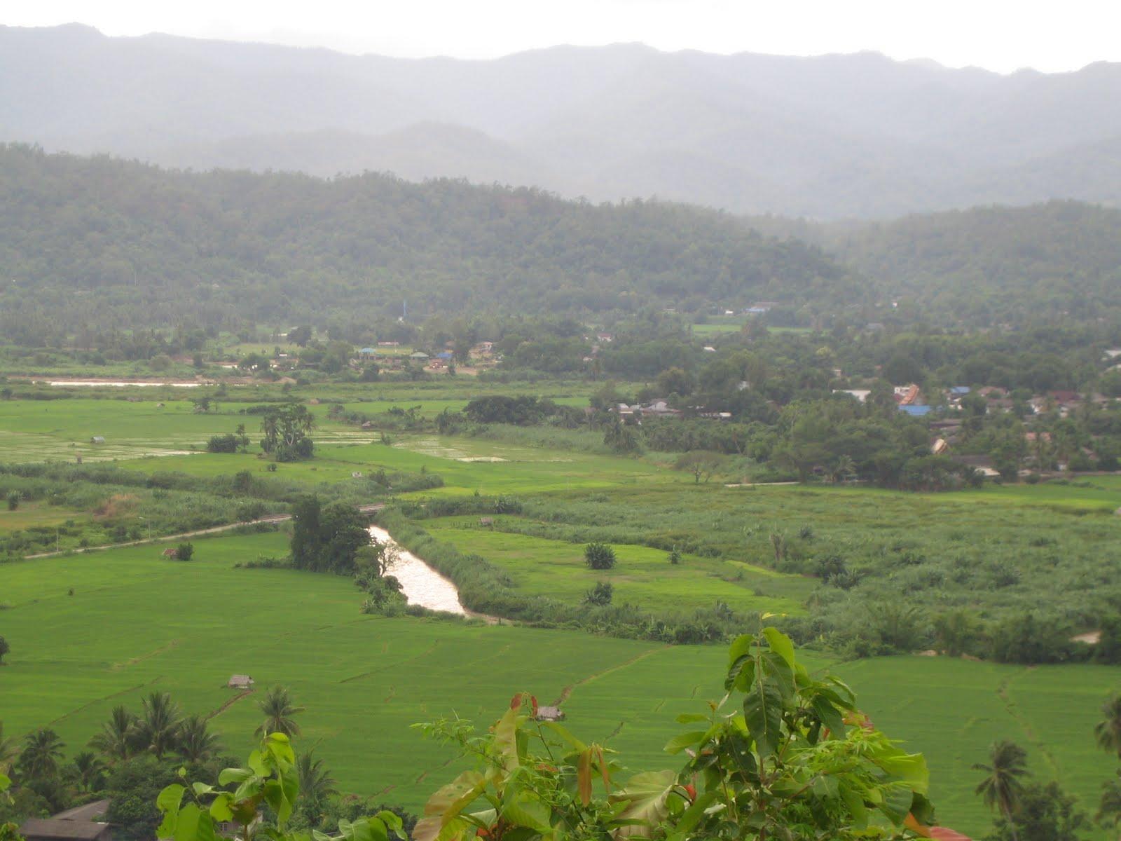 Amber in Thailand: Mae Sariang
