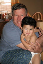 Atti and Papa Ron