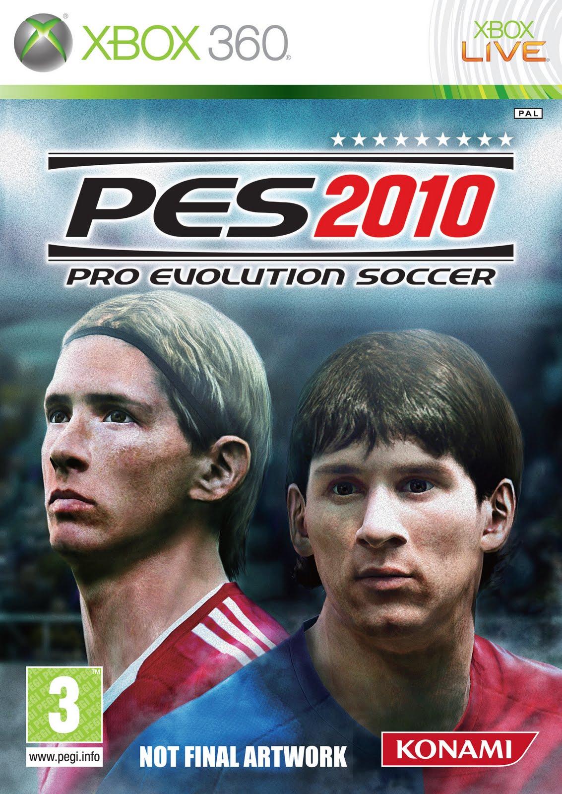 Download Pes 2010 Mit Multiplayer-kampfen