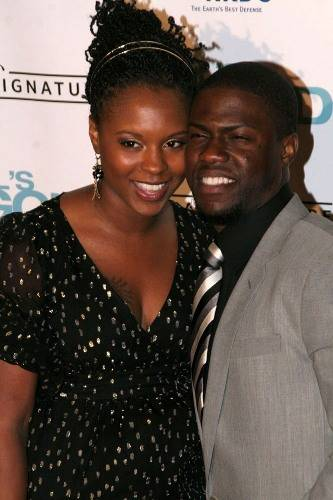 kevin hart seriously funny full video. Kevin+hart+and+wife+
