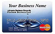 Advanta Business Card - 6% Cash Back!