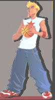 Free Style Street Basket Ball