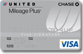 30000 Bonus Miles From United Mileage Plus Visa + Annual Fee Waived!