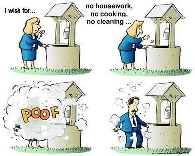 How To Get Rid Of Household Chores?