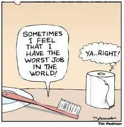 Worst Job In The World?